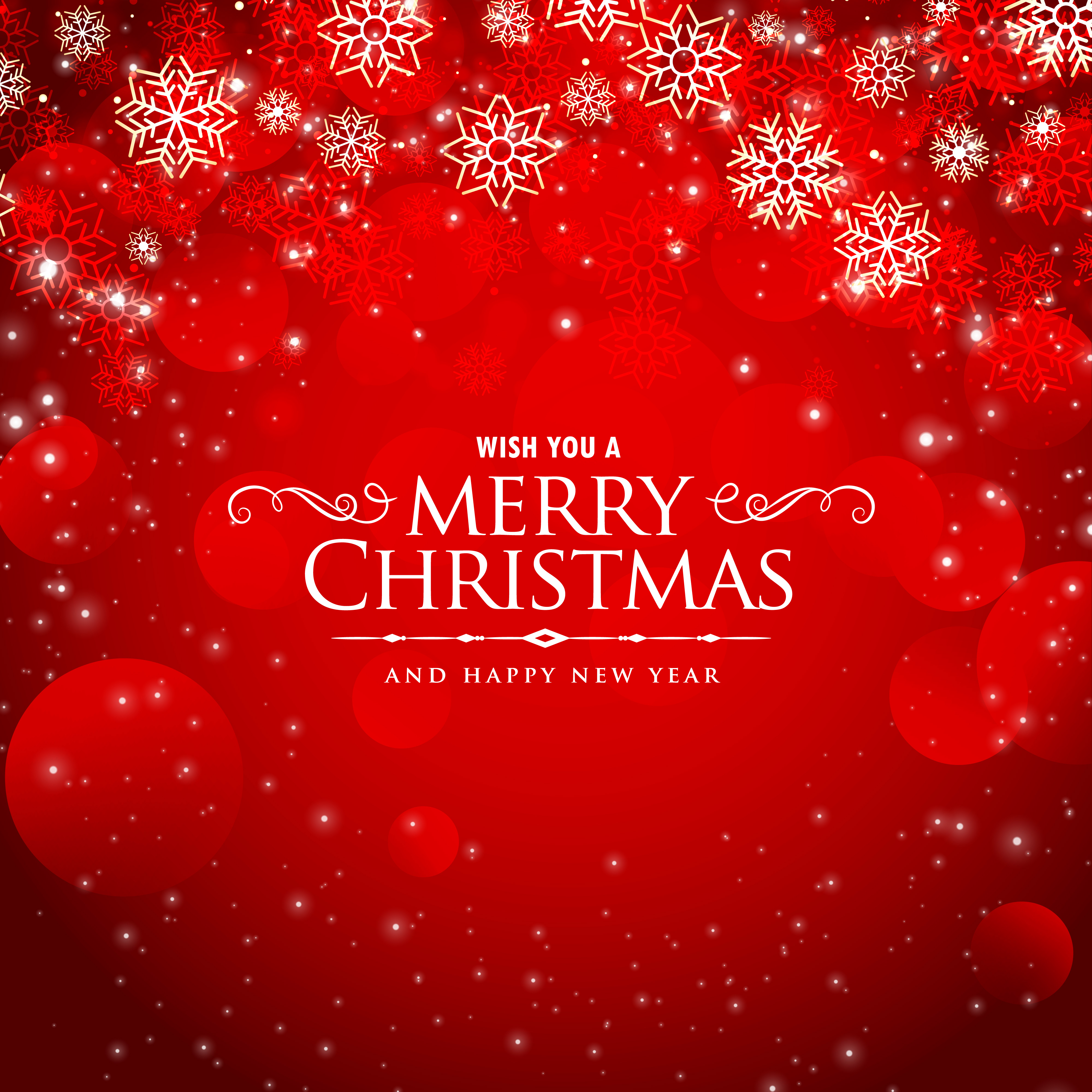 awesome red background for christmas festival download