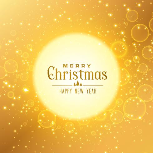 premium golden background for christmas festival