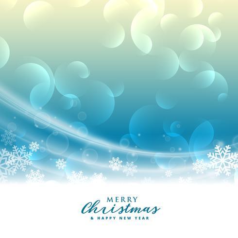 hermoso feliz festival de navidad fondo