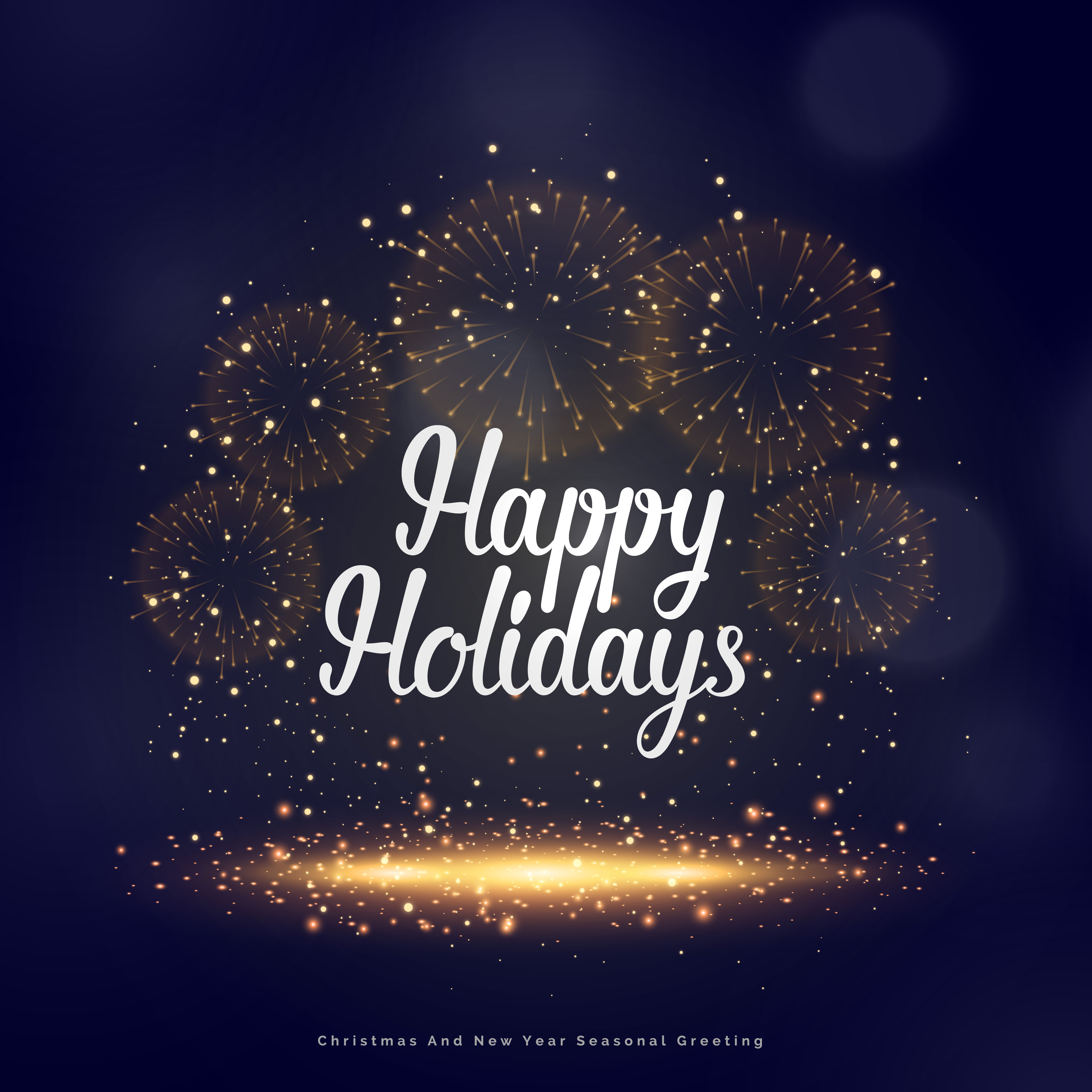 Happy holidays free vector art 19477 free downloads m4hsunfo