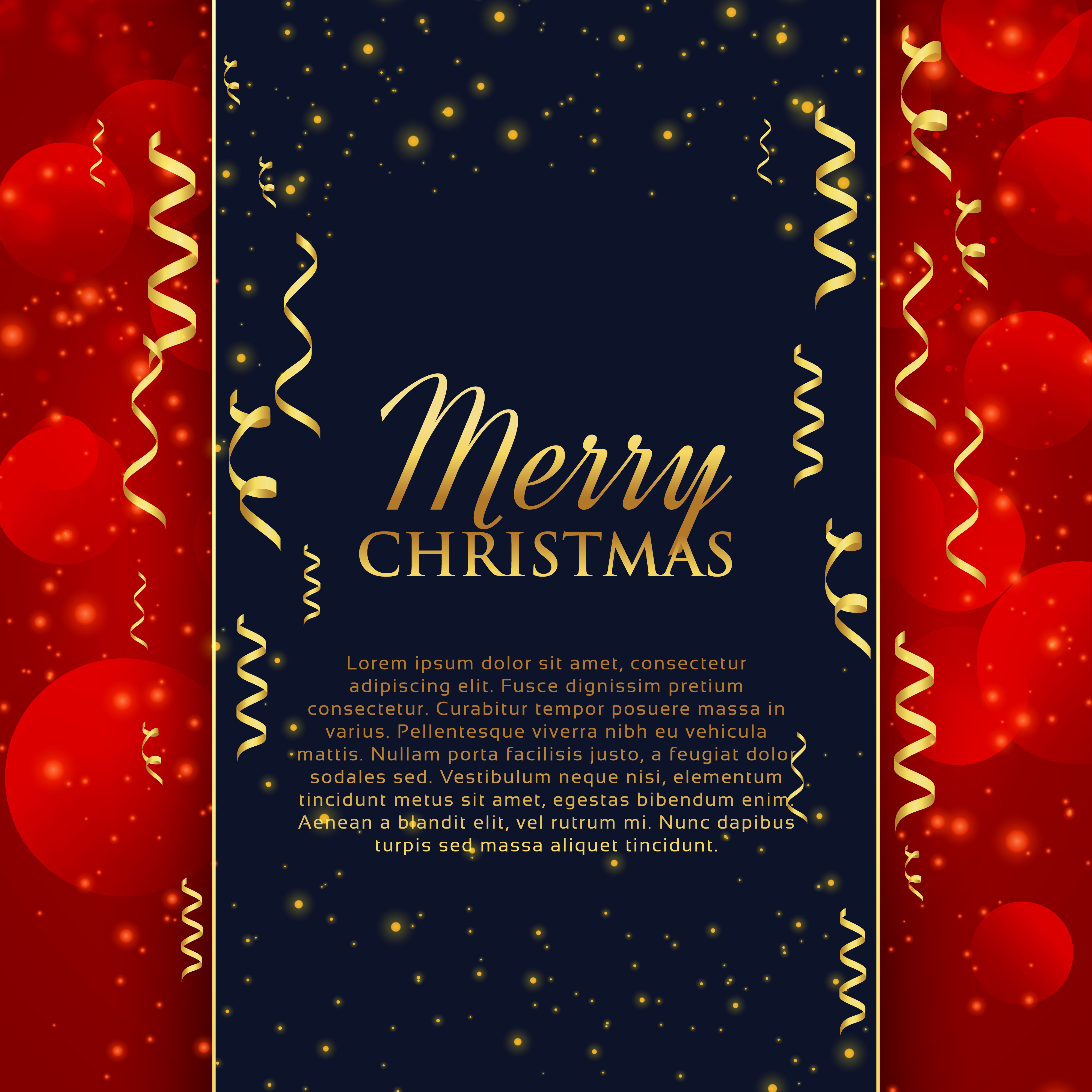 Merry Christmas And Happy New Year 2020 Wishes Images ...