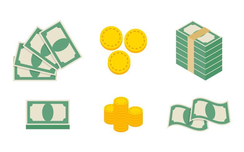 Free Unique Sample Money Vectors