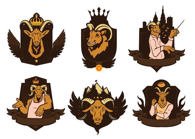 Rams Logo Vector