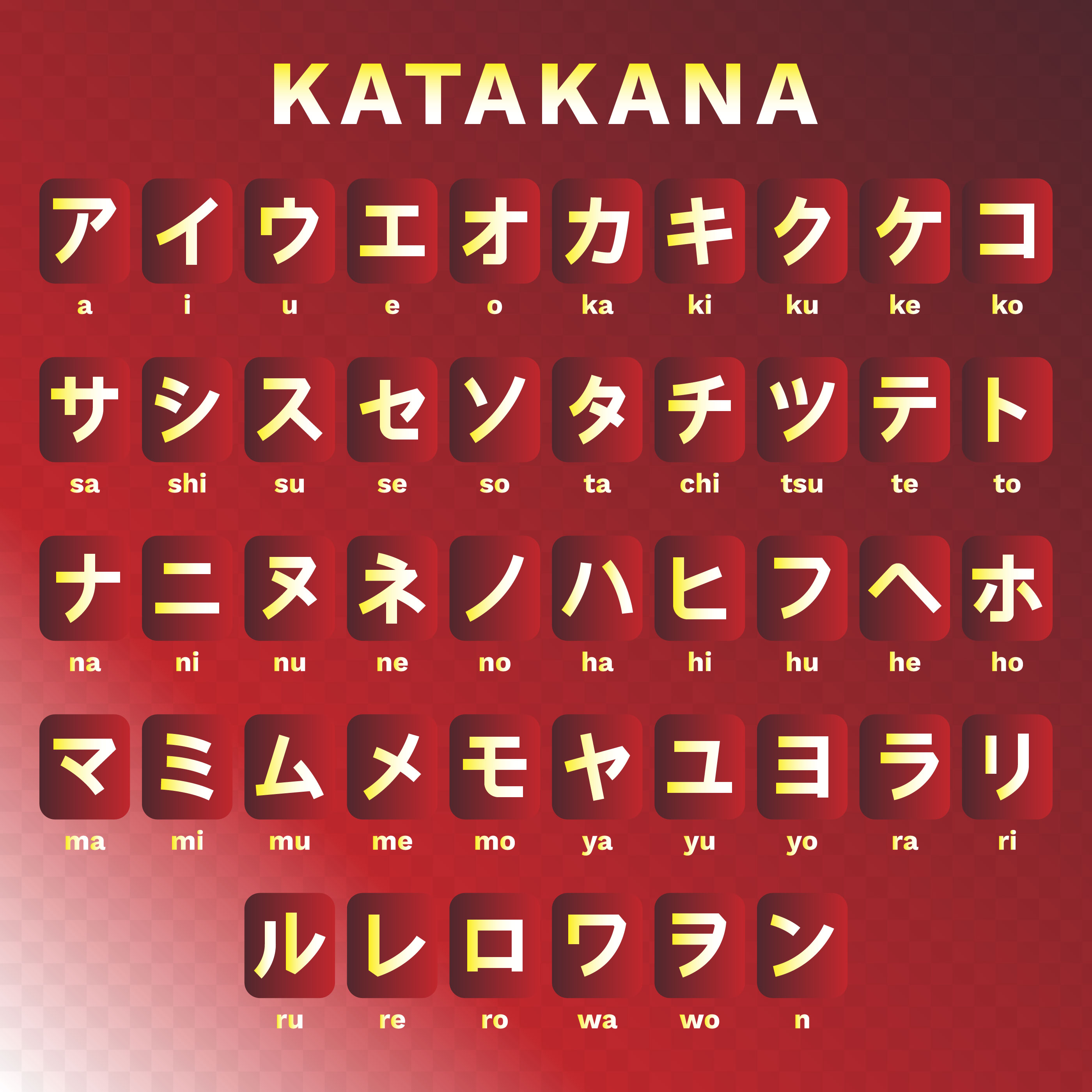 Japanese Letters Free Vector Art 5500 Free Downloads