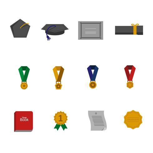 School & Education Vector