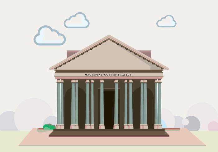 The Pantheon of Damascus