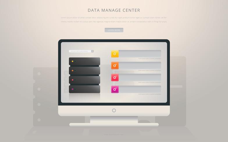 Data Base Manage Center