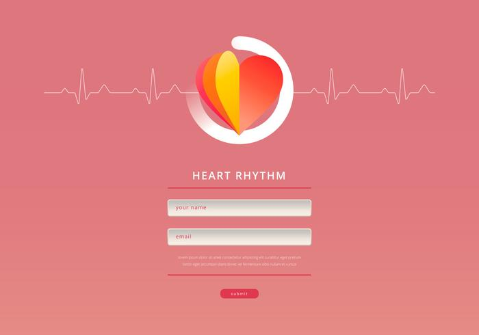 Heart Rhythm Log In. Submit Data. Website Sign In.