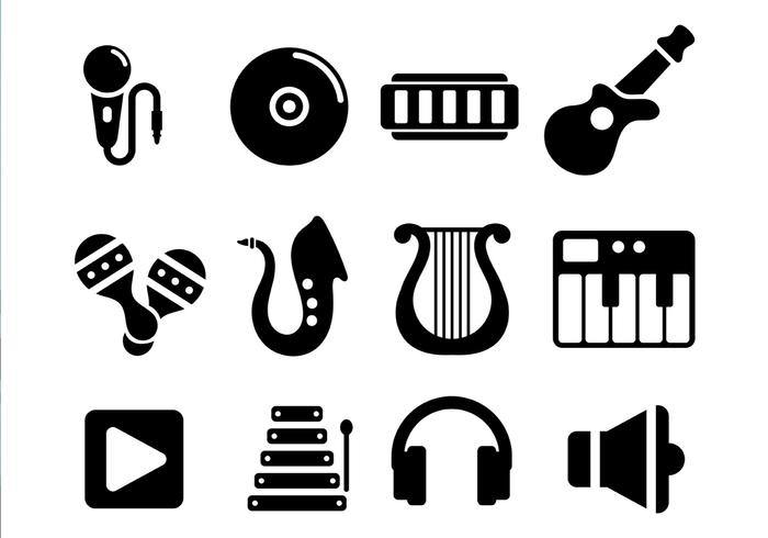 Musikinstrument Vector