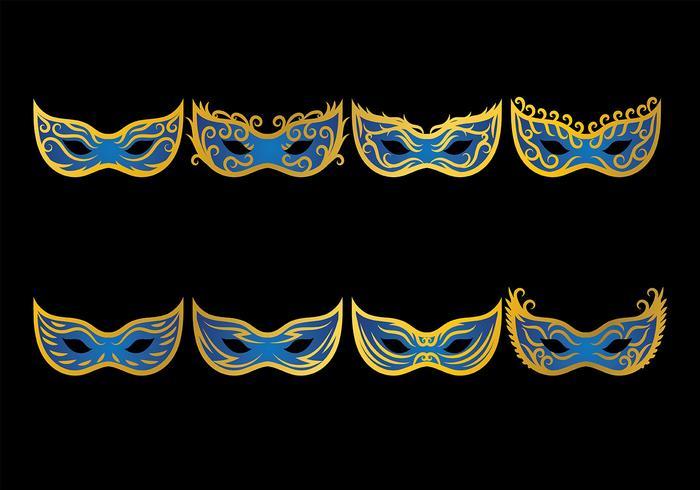Masquerade Ball Vector