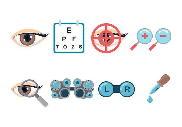 ögontestvektor