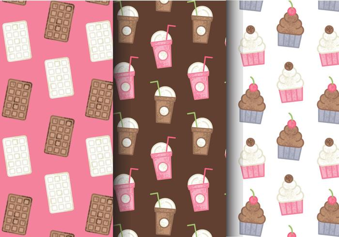 Free Cute Sweets Patterns