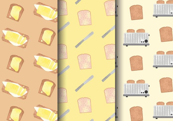 Free Cute Cute Food Patterns