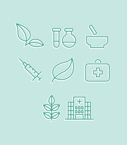 Free Health Icons Vector