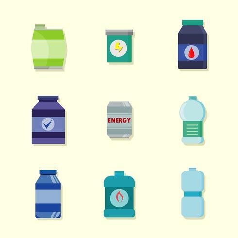 Suppléments d'icônes