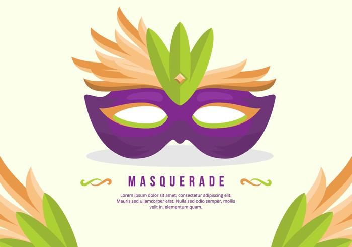 Masquerade Ball Background