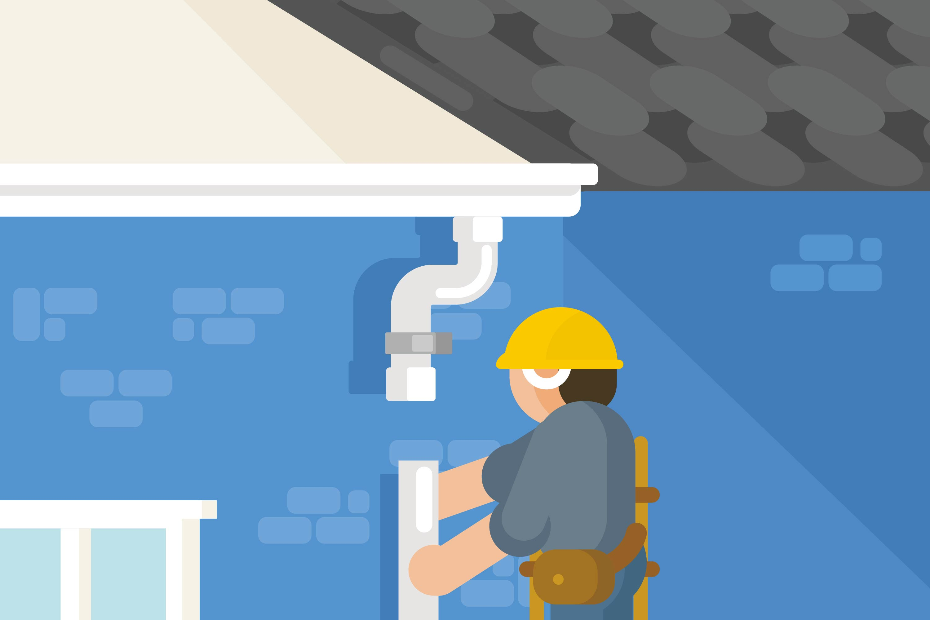 Gutter Illustration Download Free Vector Art Stock