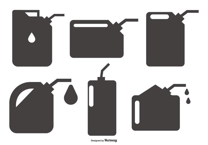 Greaser / Oil Can Shapes Collection