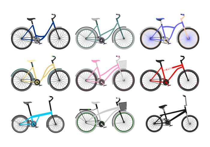 Bicycle Free Vector