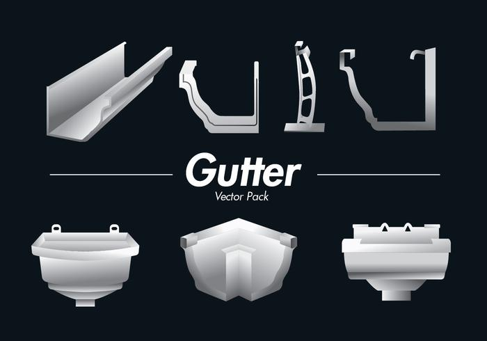 Gutter Sell Vector Pack