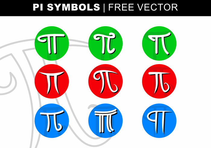 Pi Symbols Free Vector Download Free Vector Art Stock Graphics