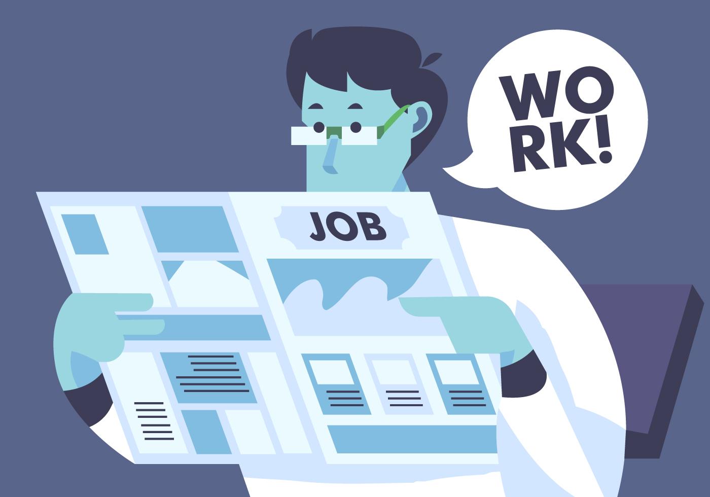 Job search paper