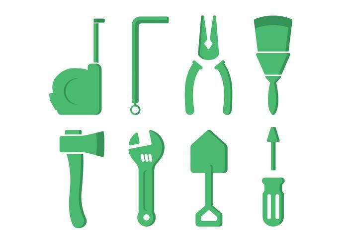Hardware tool icons