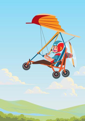Deltavlieger Trike