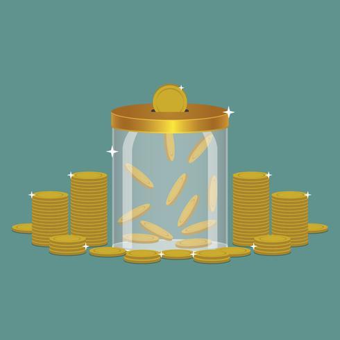 Sample Money Coin Vector