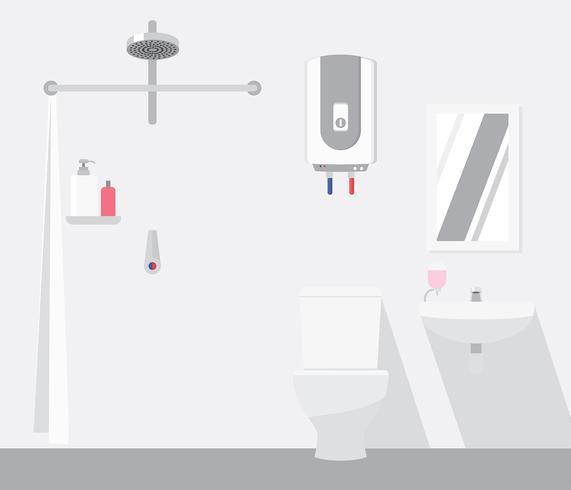 Bathroom Free Vector