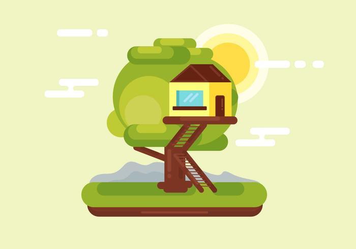 Vecteur de Treehouse