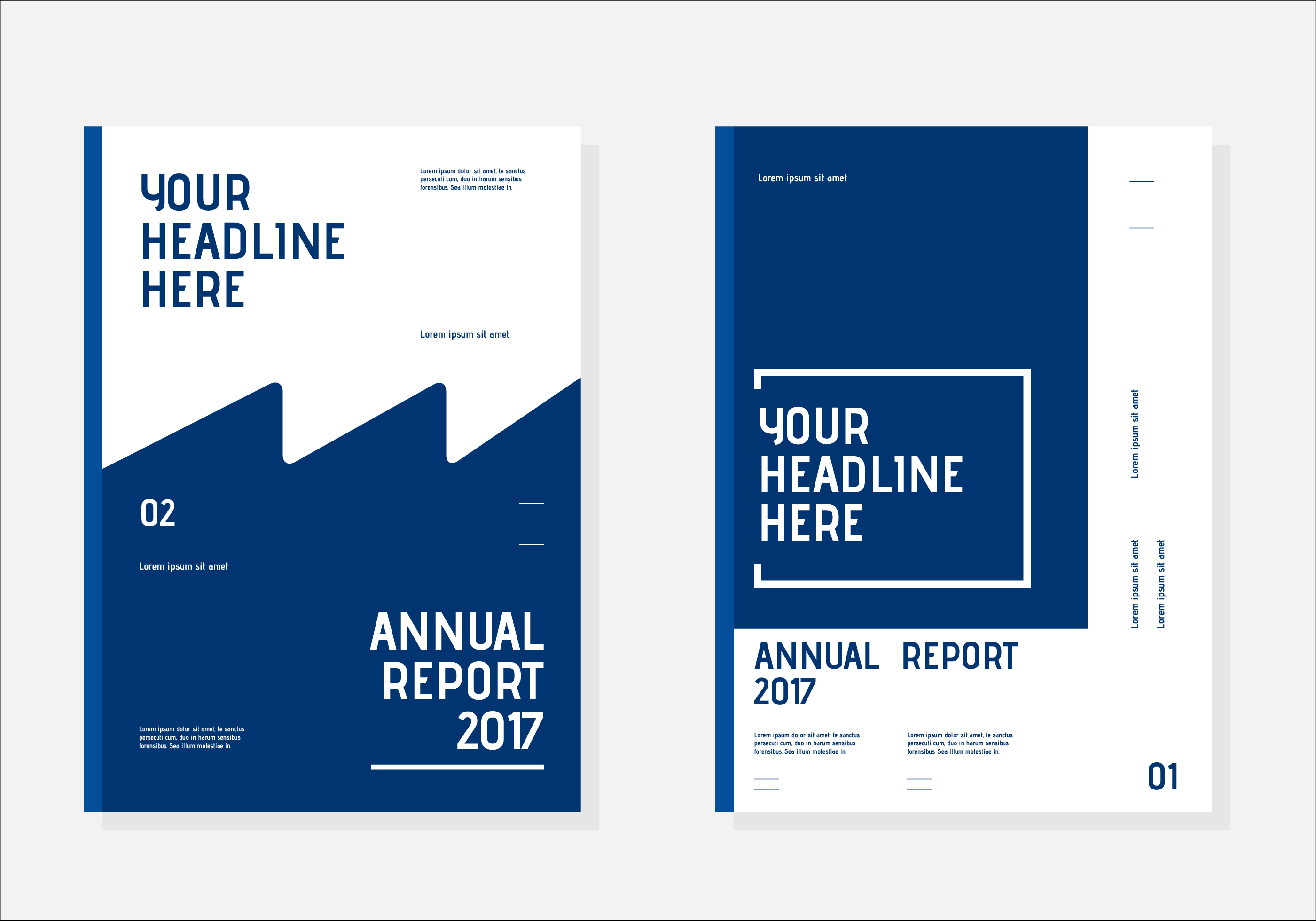 Book Cover Vector : Annual report book cover download free vector art stock