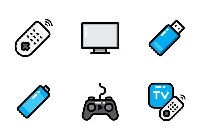 afstandsbediening tv pictogram