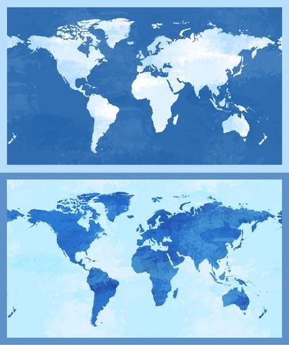 Vector Global Maps