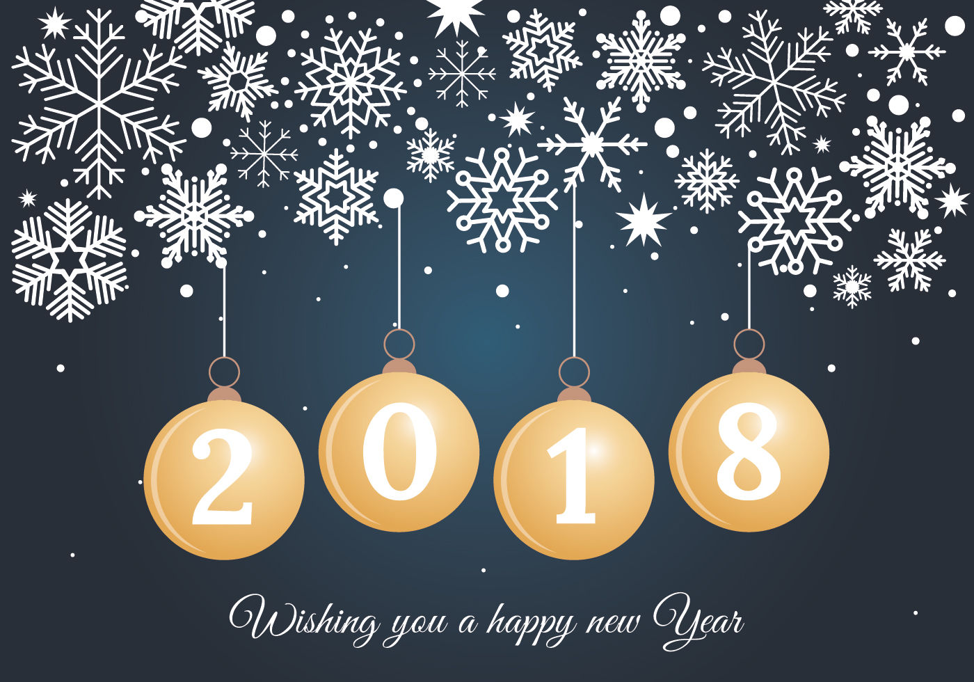 Free Happy New Year Background Elements - Download Free ...