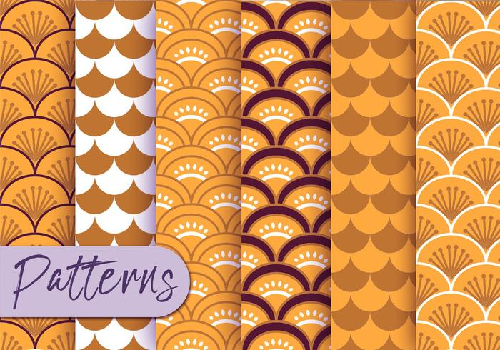 Conjunto de padrões japoneses