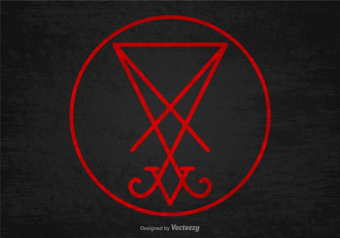 Sigil Of Satan Symbol Vector Download Free Vector Art Stock