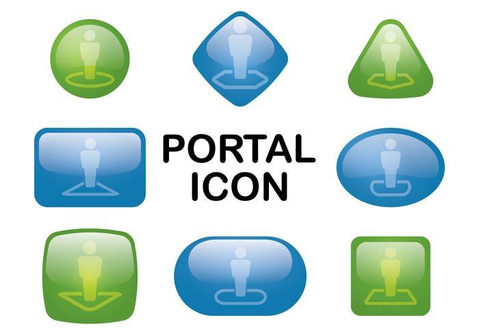 Portal-knop
