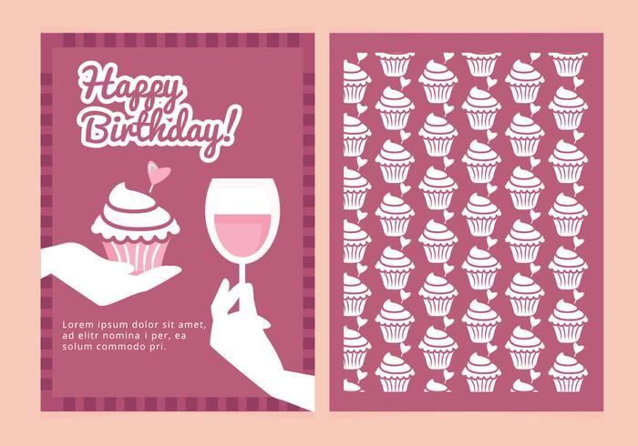 生日卡片封面 免費下載 | 天天瘋後製
