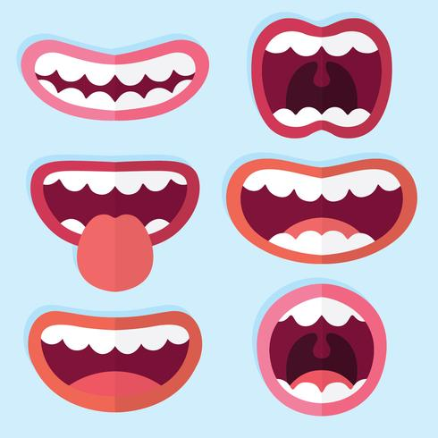mouth free vector art 4944 free downloads rh vecteezy com cartoon mouth talking vector Tongue Vector