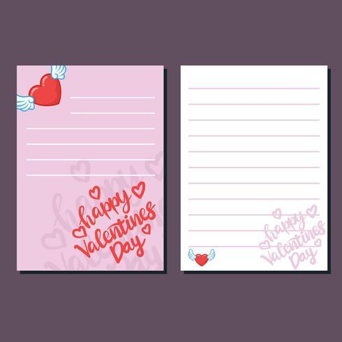 Carta di cancelleria di San Valentino