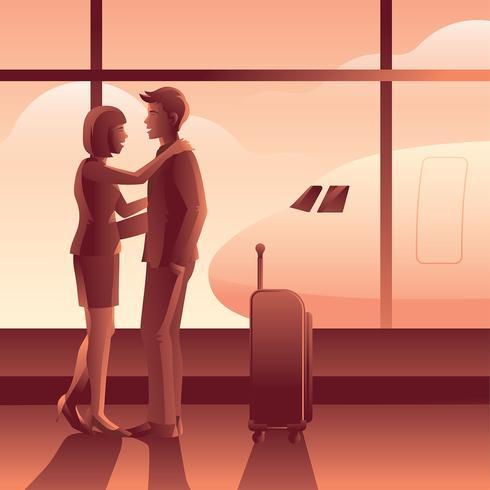 Adiós al vector del aeropuerto