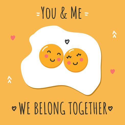 Jij & ik Vector