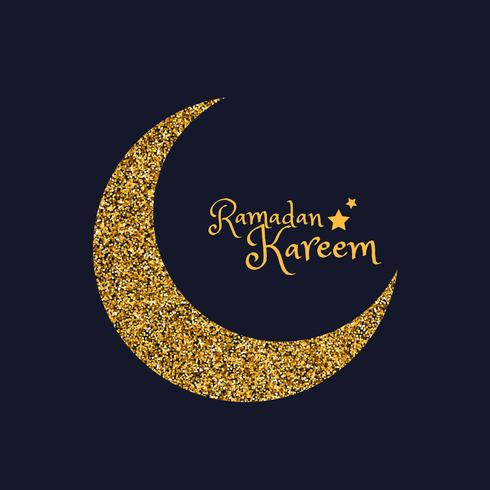 golden eid moon of ramasan season