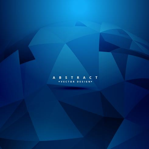 abstract geometrical 3d shapes background vector design illustra