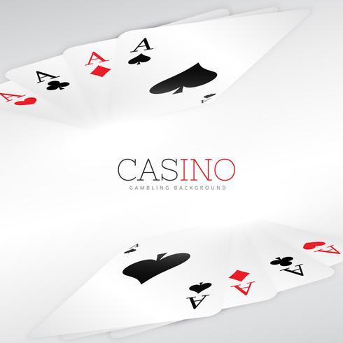kortspel bakgrundsdesign