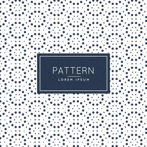 abstract circles pattern background
