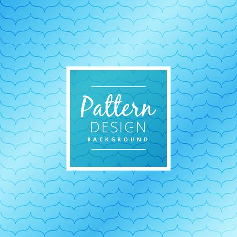 sky blue seamless pattern  vector design illustration