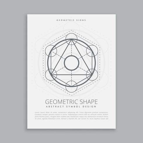 spiritual sacred geometric shapes