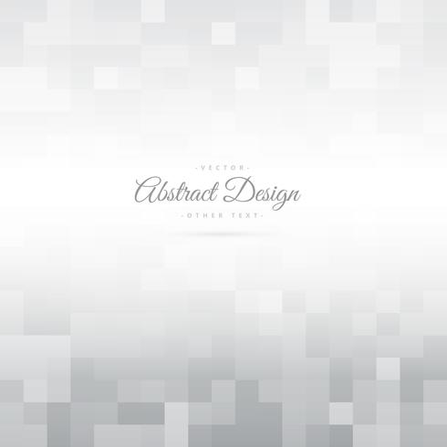 grå mosaik bakgrund vektor design